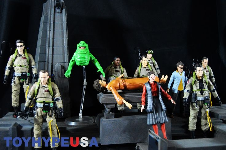 #Ghostbusters Select Series 3 – Quittin' Time Ray, Janine & Slimer Review  http://www.toyhypeusa.com/2016/11/07/ghostbusters-select-series-3-quittin-time-ray-janine-slimer-review/  #DiamondSelectToys #Ghostbusters1984