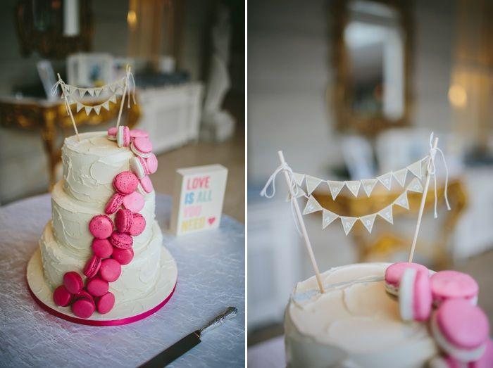 17 best ideas about macaroon wedding cakes on pinterest