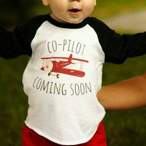 Big Brother Co-Pilot Shirt Big Brother Shirt Big by beachtownbaby