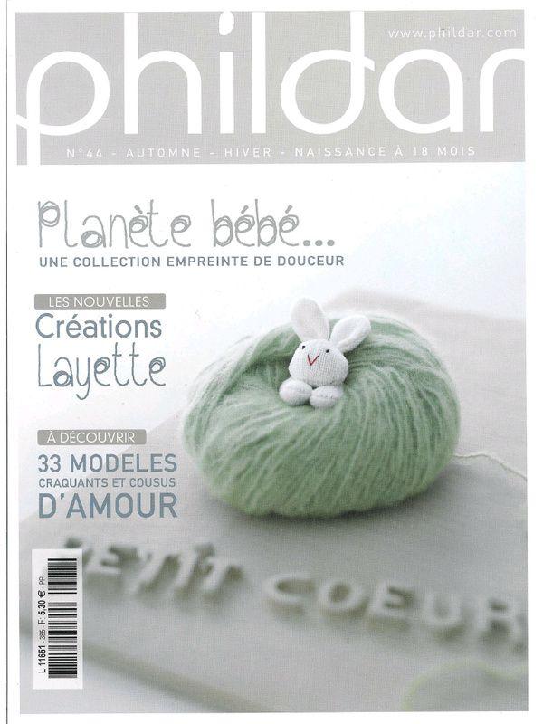 044 .pdf - Fichier PDF ⭐ | revue | Pinterest | Layette, Tricot ...