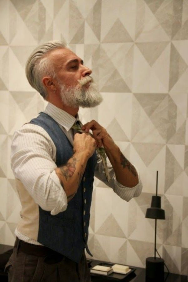 40 Grey Beard Styles to Look Devastatingly Handsome0171