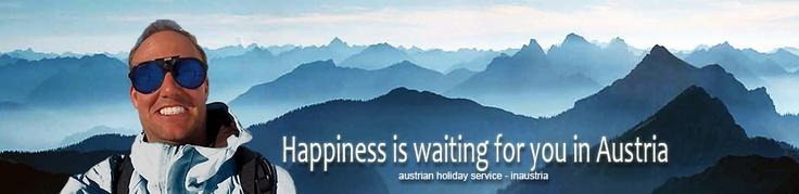 Urlaub in Österreich, Informationen, Ferienwohnungen, Hotels, Skigebiete, Thermen und Sehenswürdigkeiten in ganz Österreich - inaustria.at