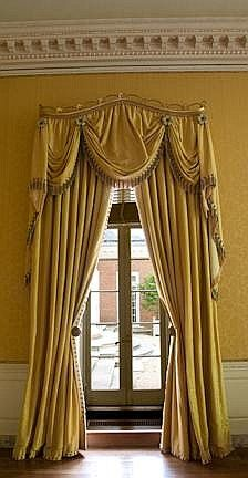 Old world draperies and bedding available design nashville for Old world curtains and drapes