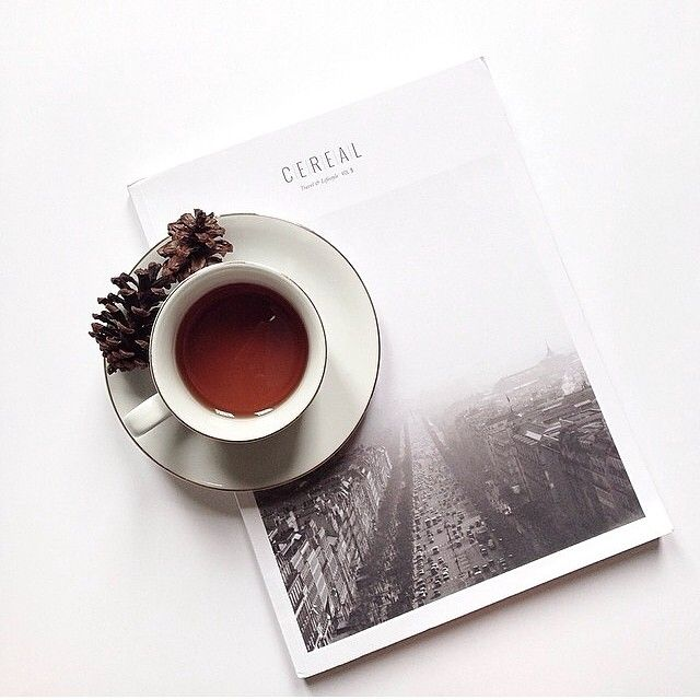 Thanks @risanwahyu for sharing this photo with us! Cereal Magazine are still available via www.thewatch.co  Have a great weekend!