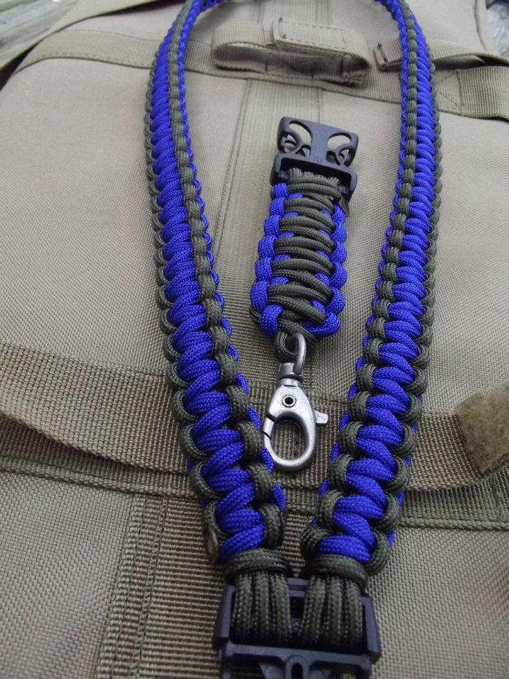 32 best paracord necklace lanyard images on pinterest for Paracord keychain projects