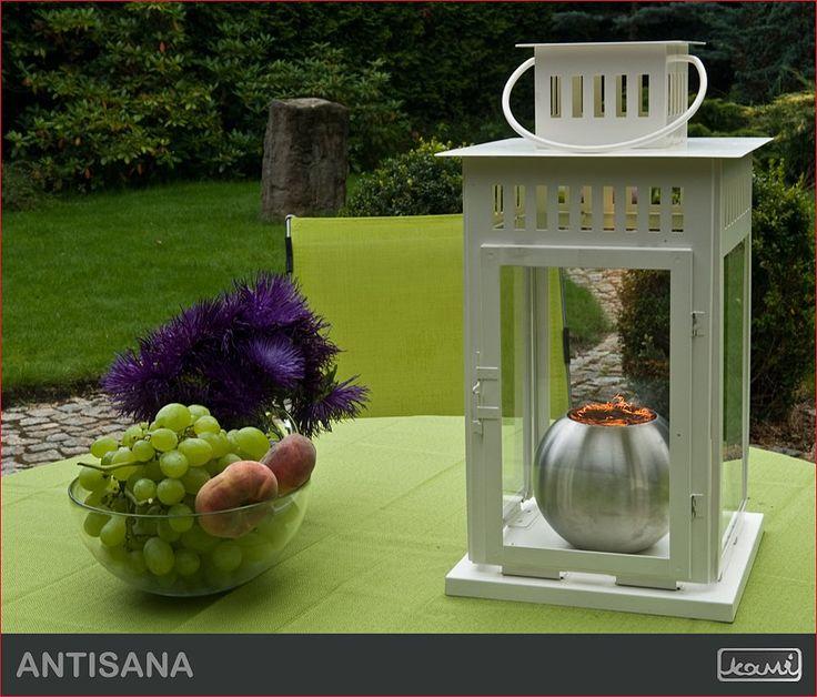 Antisana - Biokominki - ekologiczne kominki na etanol