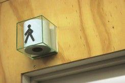 LCB Depot toilet cube