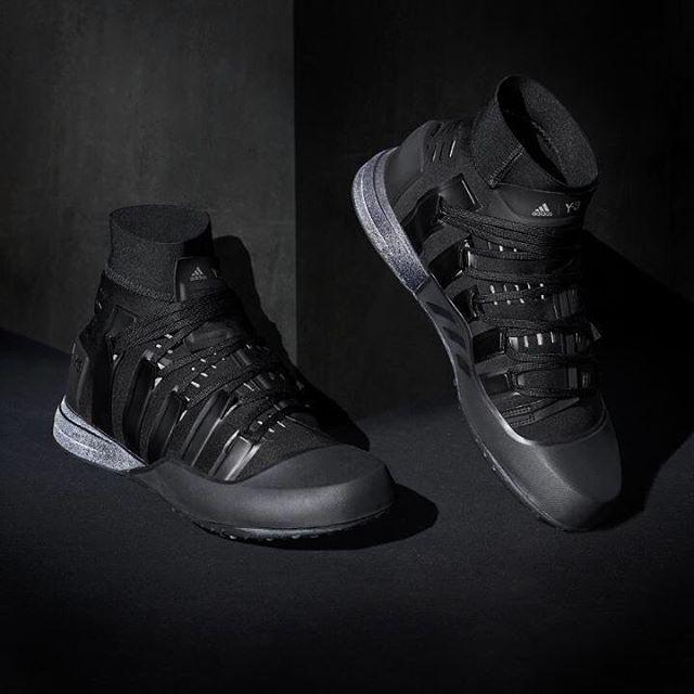 Adidas Y-3 Y3 Qasa High Triple White Ss16 Yeezy Sz 10.5 Pre