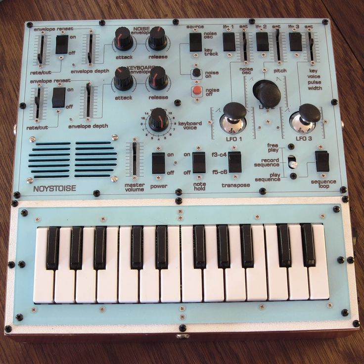 Programmable Organ by noystoise [2013] #circuitbent