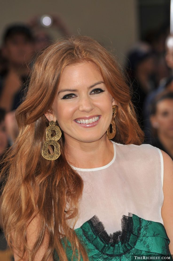 Isla Fisher Natural Redhead - Sex Photo-4262