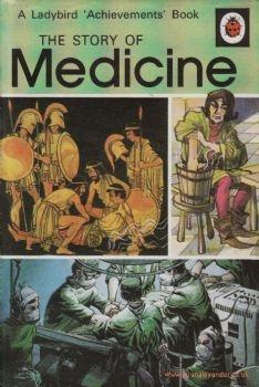Vintage Ladybird The Story of Medicine