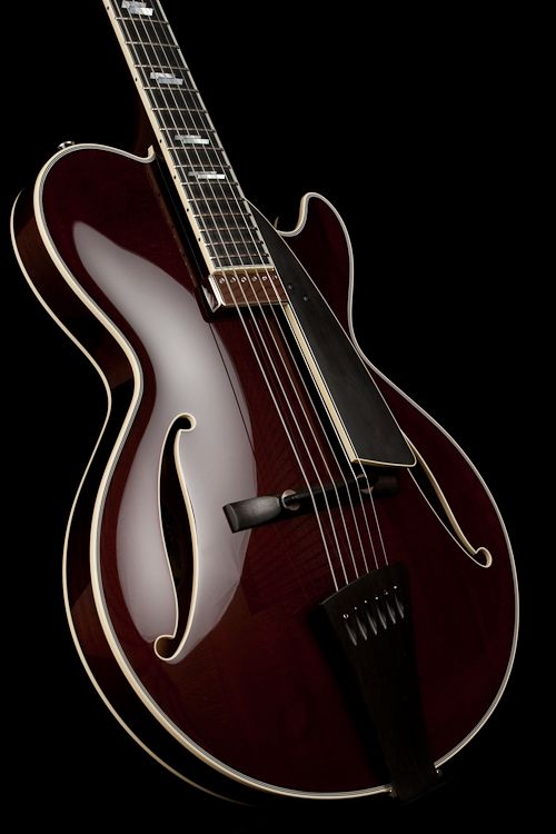 A swell guitar... the Collings City Limits Jazz # 9031