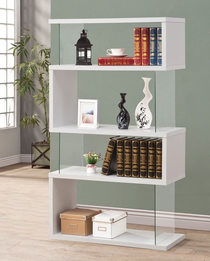 Glass Bookshelf Designs: Best 25+ Glass Bookcase Ideas On Pinterest