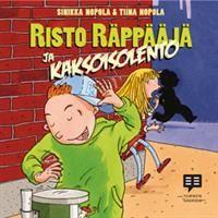 Risto Räppääjä CD:t (äänikirjat): Risto Räppääjä ja Nuudelipää, Risto Räpääjä ja kaksoisolento tai Risto Räppääjä ja Sevillan saituri. 12-20 €