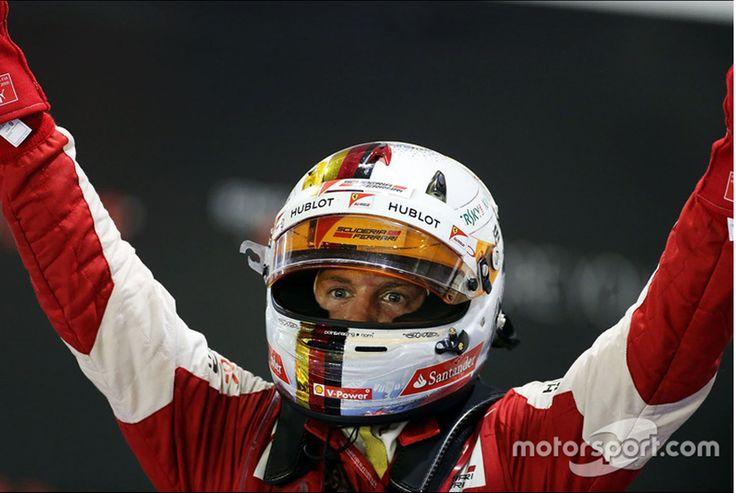 Grand Prix de Singapour 2015 : Vettel dans son jardin