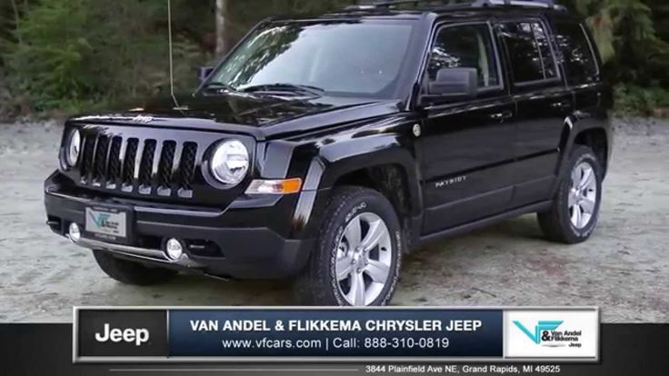 2014 Jeep Patriot review - Grand Rapids, Michigan