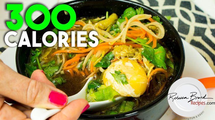 No Noodle Veggie Ramen 300 Calorie, Protein, Vitamins, Gluten Free - No Noodle…