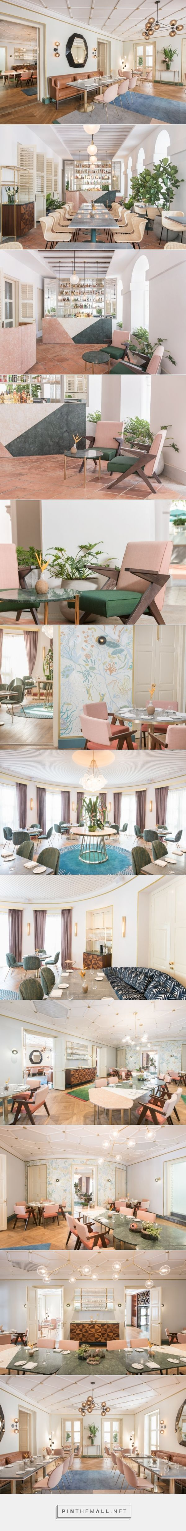 Whitegrass restaurant by Takenouchi Webb, Singapore » Retail Design Blog... - a grouped images picture - Pin Them All