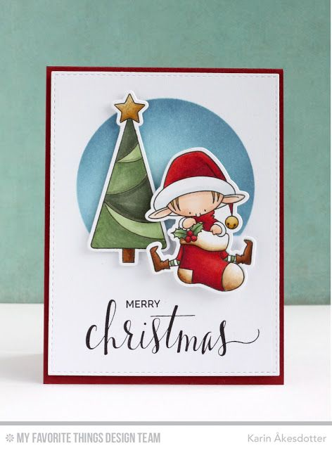 1000+ images about MFT Christmas Cards & Gifts on Pinterest