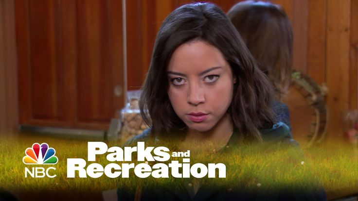 Parks and Recreation - April Ludgate's Best Moments (Supercut) - I wanna watch Parks and Recreation again so bad, why can't we get American Netflix???