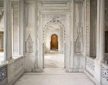 Istanbul, Turkey, Asia: Bathe like a Sultan at Çirağan Palace Kempinski's Turkish Bath in Istanbul.
