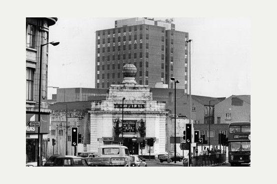 Nottingham's Palais de Danse in 1983
