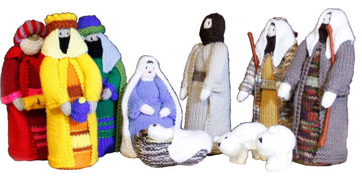 Nativity Set - 11 pieces