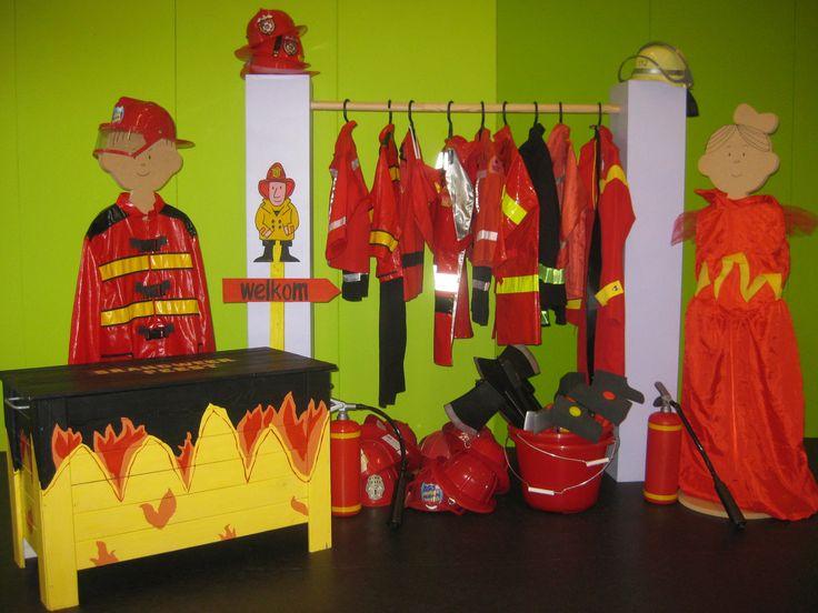 thema de brandweer - Google zoeken