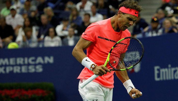 Mayer no pudo con Nadal y se despidió del US Open: Luego de un mal comienzo, el español se impuso en cuatro sets. #Tenis #UsOpen #Mayer…