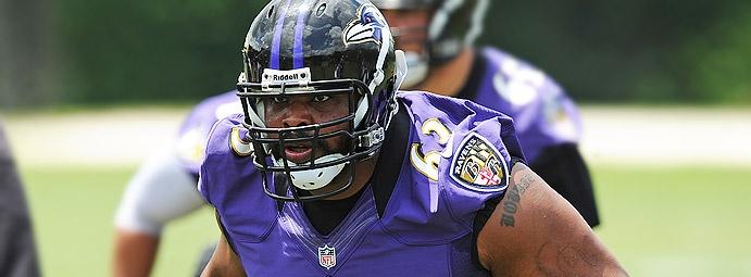 Baltimore Ravens | News | The Competition: Guards