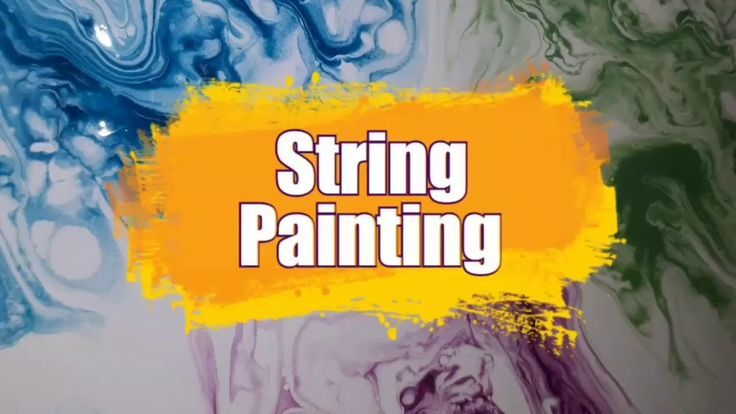 String Dip in Acrylic idea trial.... creates String Cells *LOVE* - ...