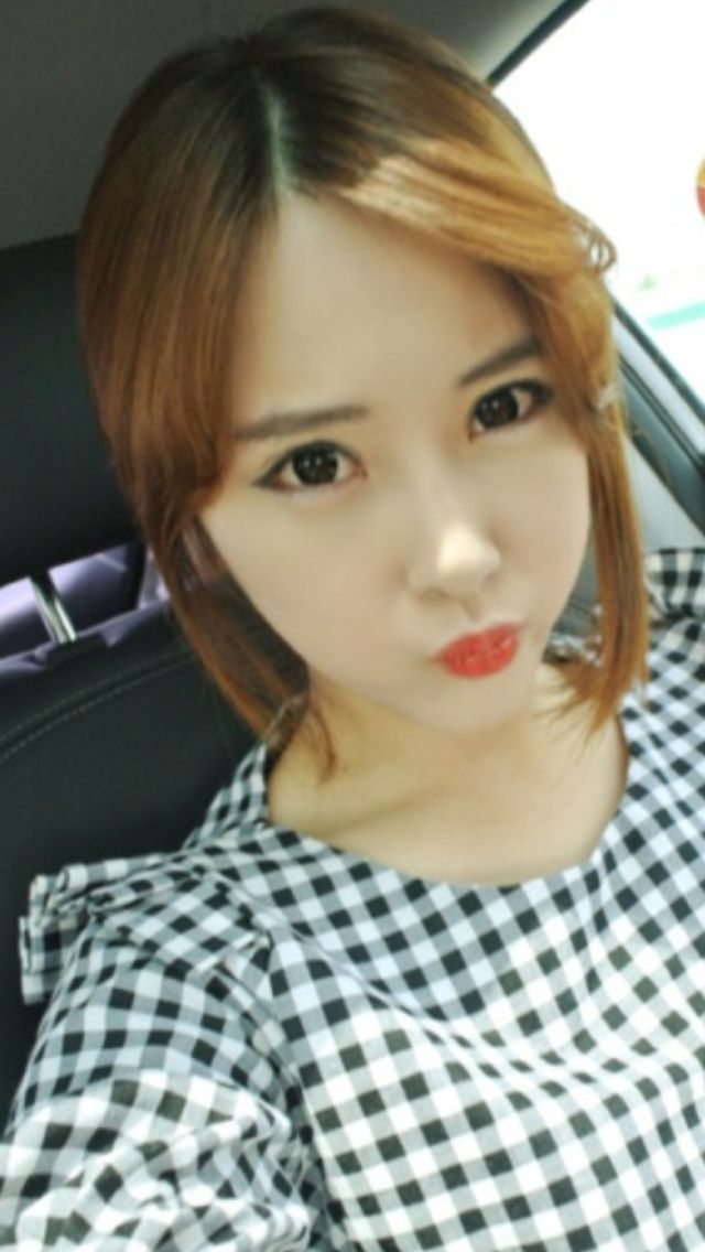 Ulzzang Large Eyes Small Lips Ulzzang Girl Rosie