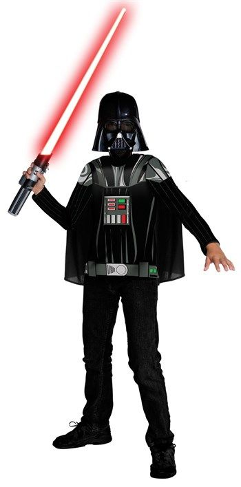Nice Costumes Star Wars Darth Vader Child Costume Kit just added...