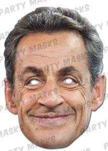 Nicolas Sarkozy Masks