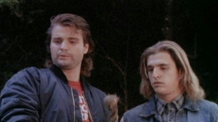 Peter and Michael DeLuise in 21 Jump Street