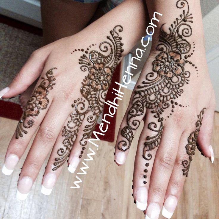 Mehndi // henna pinned via @Sahrazade