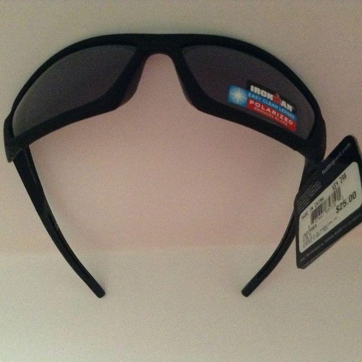 Foster Grant Ironman Sunglasses MSRP $25 | eBay