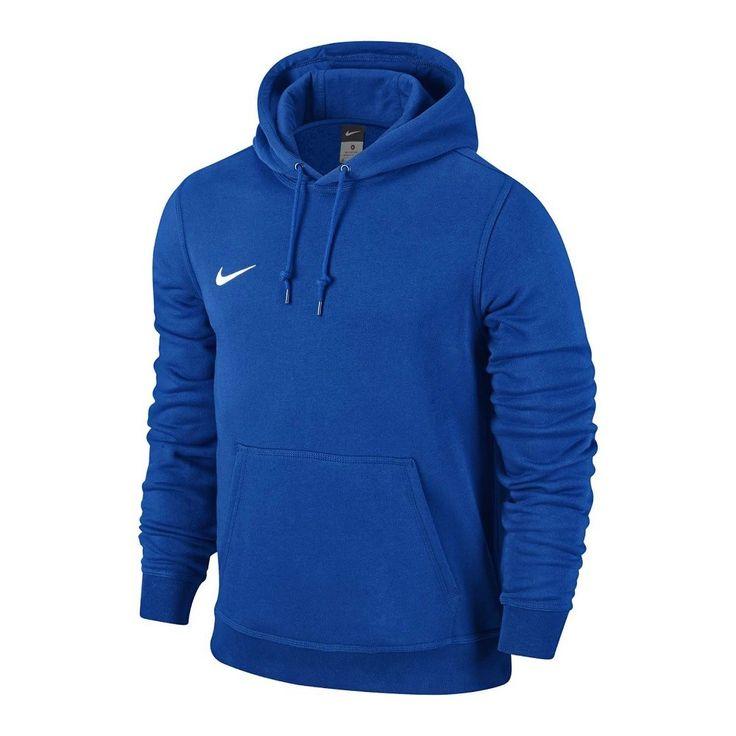 Φούτερ με κουκούλα Nike Team Club Hoodie - 658498-463