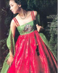 Wedding Dress2 - by KimYeJin