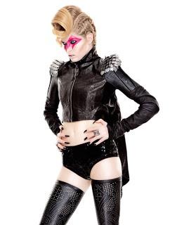 roberto morelli make up artist: Roberto Morelli, Mike Ruiz, glam rock,fashion story