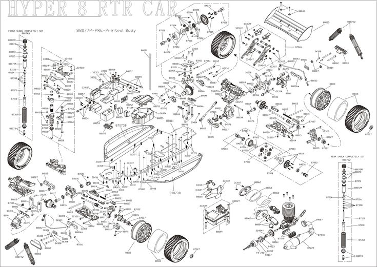 16 best images about exploded  technical drawings on