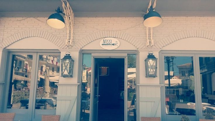 NISSI Mediterranean Kuzina  Restaurant specialising in mediterranean cuisine! Located on the main square of Lefkada, Plateia Ethnikis Antistaseos