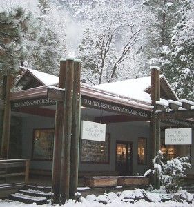 Ansel Adams Gallery The Village Mall Yosemite National Park Yosemite, CA