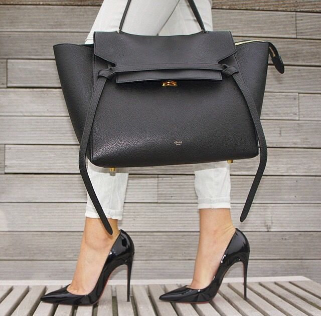 C¨¦line Belt Bag \u0026amp; So Kate Louboutin\u0026#39;s - For More Fashion Pictures ...