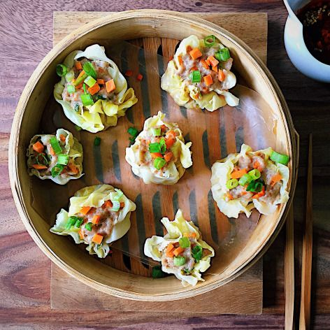 Think eating paleo means you have to say goodbye to dim sum? These paleo gluten-free shumai dumplings will change your world!