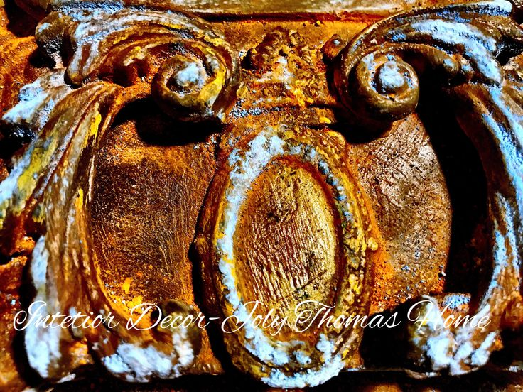 Patina Interior Decor -Joly Thomas Home