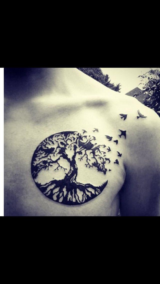 Best 25 Life Tree Tattoo Ideas On Pinterest Tree