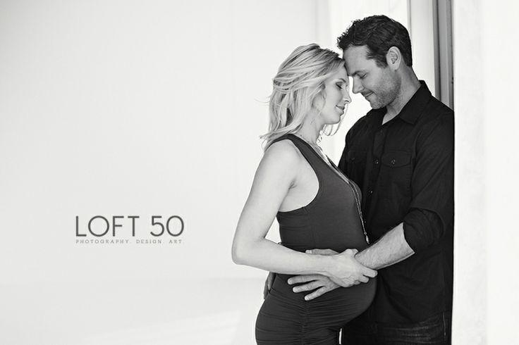 Paulette & Joel | Edmonton Maternity Photographer