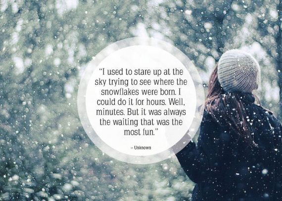 Awesome Quotes About Snow