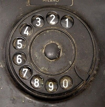 dial....my number was 232-8268....back in the day! Funny how I remember it...
